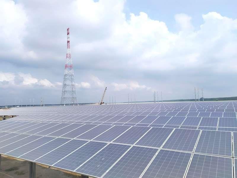 Hàng loạt dự án điện nằm chờ vì vướng Luật Quy hoạch - ảnh 1