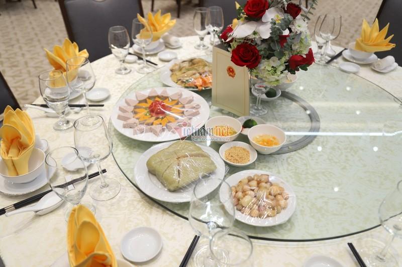 Thủ tướng chiêu đãi các cầu thủ bóng đá Việt Nam món ăn gì? - ảnh 3