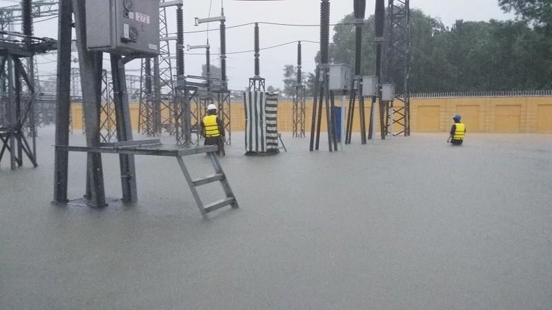 Lâm Đồng: Mưa lớn, hồ Đơn Dương bắt đầu xả nước  - ảnh 2