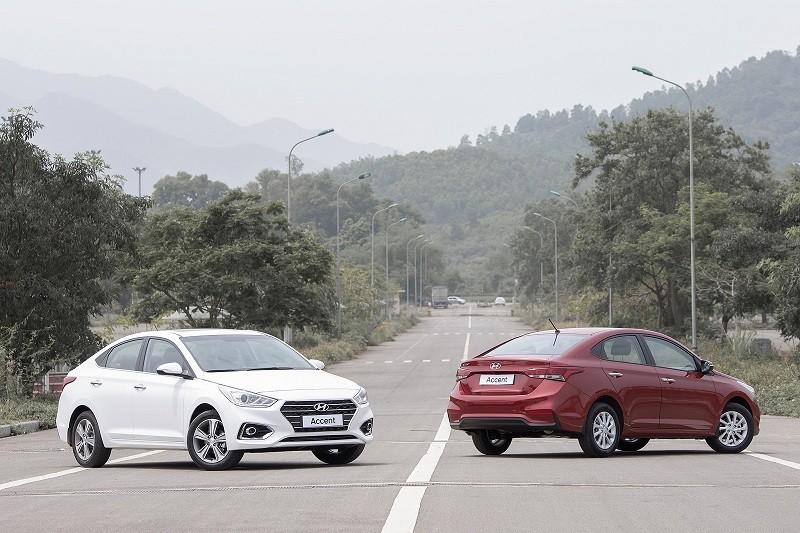 """TC MOTOR cảnh báo tình trạng """"loạn giá"""" Hyundai Accent 2021 - ảnh 4"""