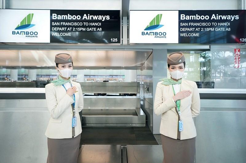 Bamboo Airways chở miễn phí 7 tấn thiết bị y tế từ Mỹ về Việt Nam - ảnh 2
