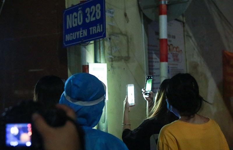 Hà Nội gỡ phong tỏa ổ dịch ngõ 328 Thanh Xuân Trung - ảnh 5