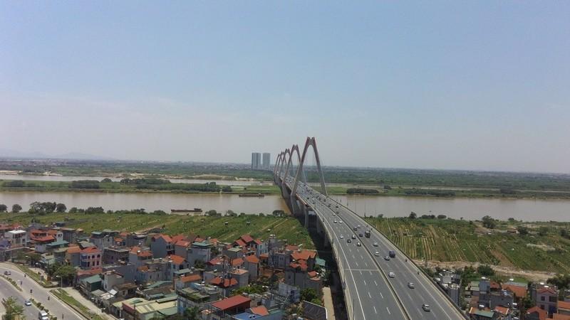 Hà Nội muốn đưa huyện Đông Anh, Sóc Sơn, Mê Linh lên thành phố - ảnh 1