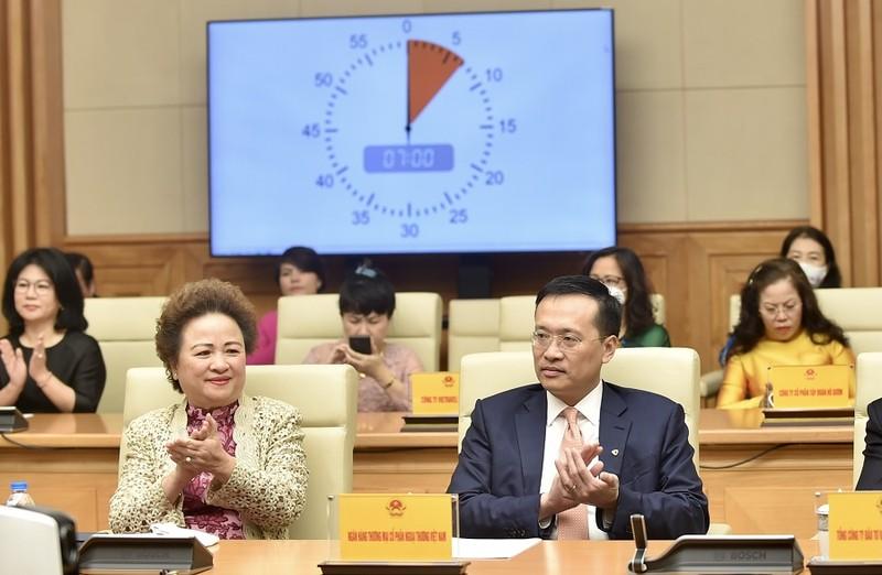 Thủ tướng Phạm Minh Chính gặp gỡ, tri ân cộng đồng doanh nghiệp - ảnh 2