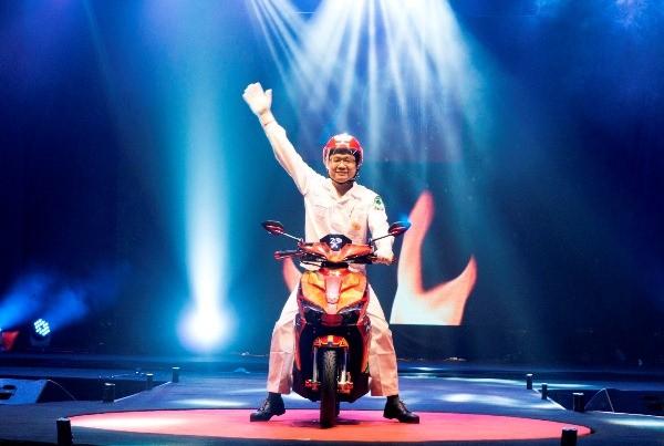 Honda Việt Nam xuất xưởng chiếc xe máy thứ 20 triệu - ảnh 1