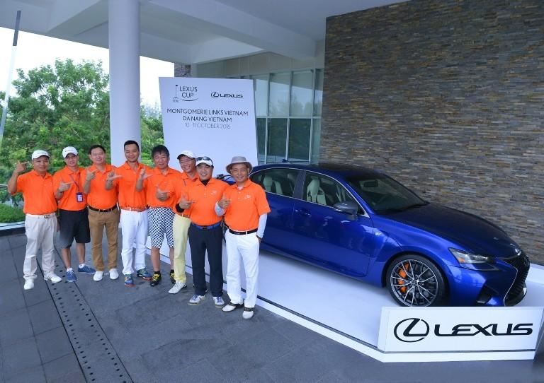 Giải Golf Lexus châu Á-Thái Bình Dương tại Việt Nam - ảnh 2