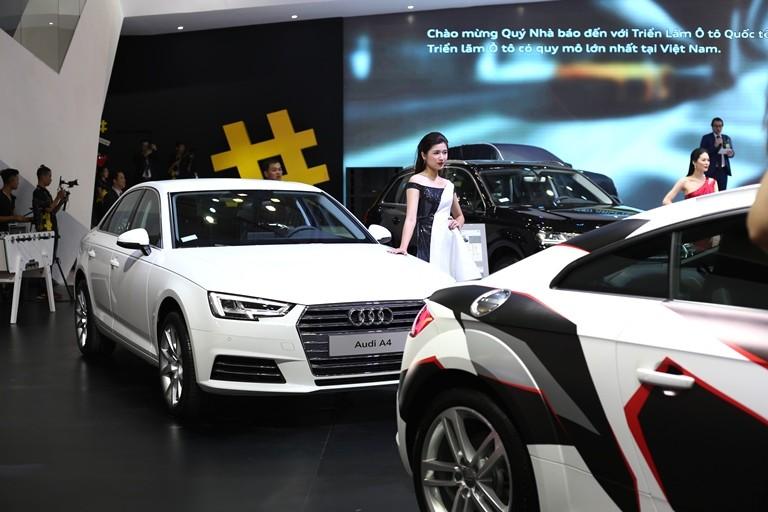 Đến chiêm ngưỡng 150 mẫu xe mới nhất tại SECC - ảnh 3
