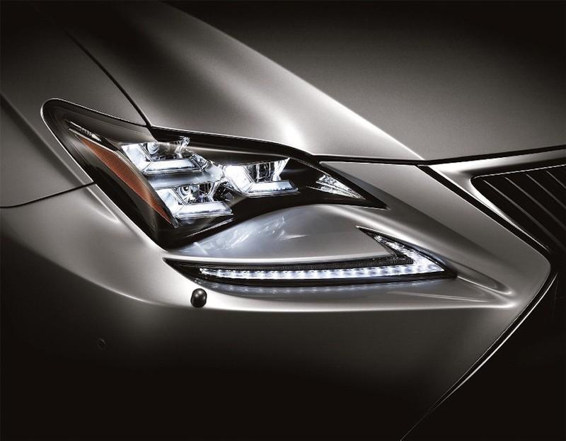 Lexus RC Turbo 2017 - ấn tượng động cơ Turbo mạnh mẽ - ảnh 3