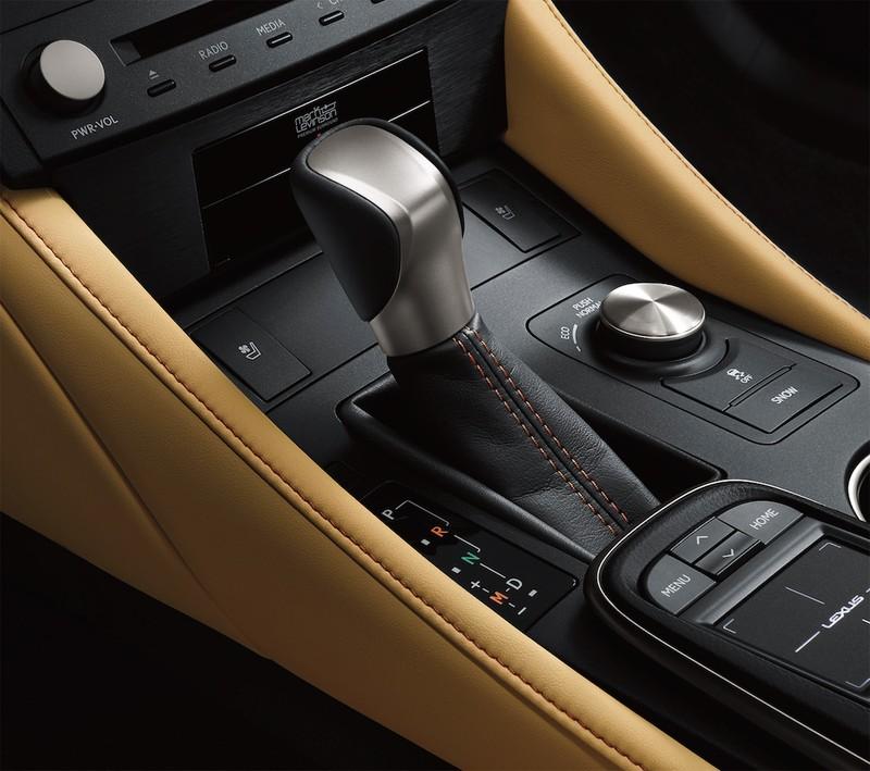 Lexus RC Turbo 2017 - ấn tượng động cơ Turbo mạnh mẽ - ảnh 6