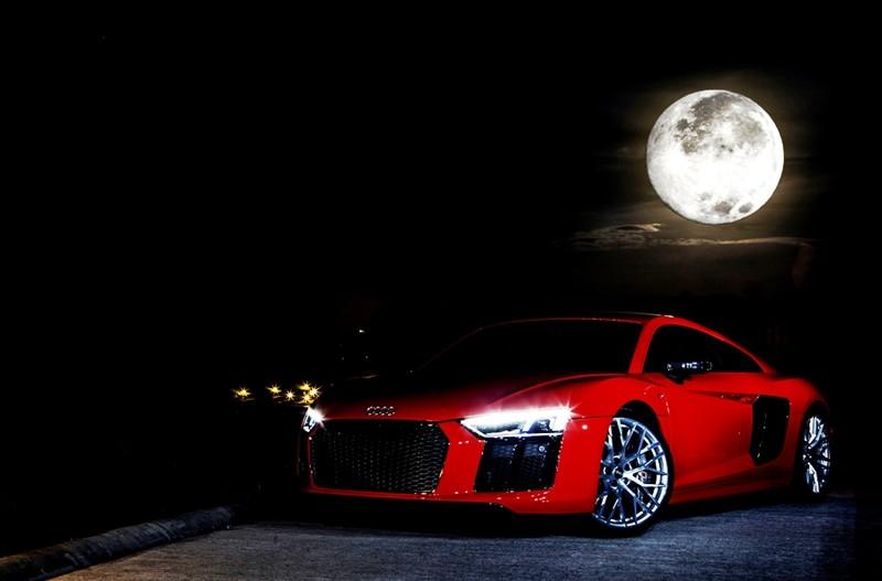 Audi Lunar Quattro sẽ lên mặt trăng cuối năm 2017 - ảnh 1