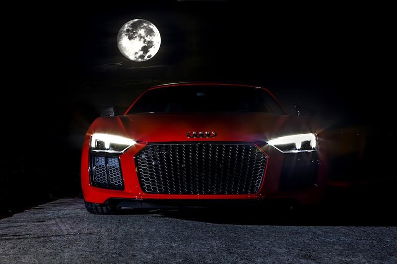 Audi Lunar Quattro sẽ lên mặt trăng cuối năm 2017 - ảnh 2