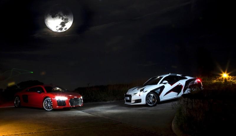 Audi Lunar Quattro sẽ lên mặt trăng cuối năm 2017 - ảnh 4