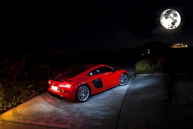 Audi Lunar Quattro sẽ lên mặt trăng cuối năm 2017 - ảnh 5
