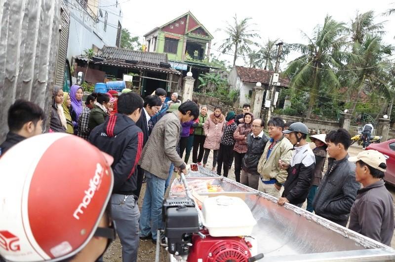 Toyota tặng 3 thuyền cứu hộ cho đồng bào Quảng Bình - ảnh 2