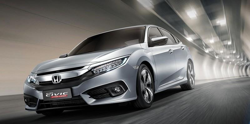 Honda Civic thế hệ mới đạt chứng nhận an toàn 5 sao - ảnh 1