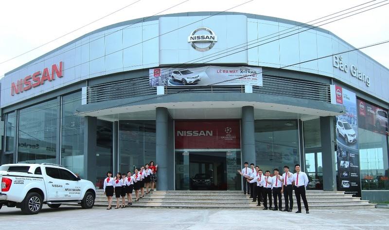 Nissan khai trương đại lý 3S ở Bắc Giang, Thanh Hóa - ảnh 1