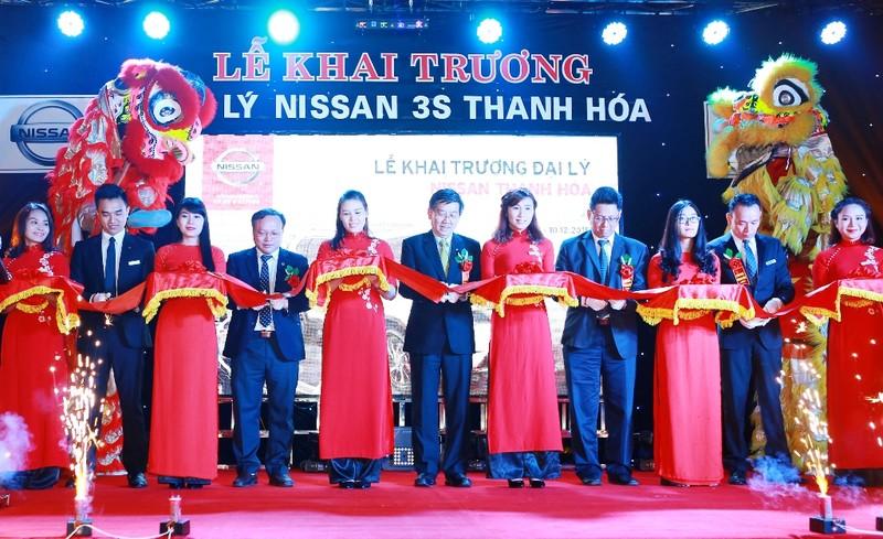 Nissan khai trương đại lý 3S ở Bắc Giang, Thanh Hóa - ảnh 2