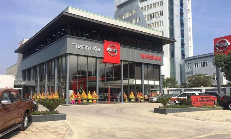 Nissan khai trương đại lý 3S ở Bắc Giang, Thanh Hóa - ảnh 3