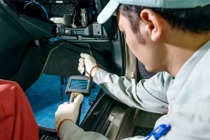 Toyota triển khai dịch vụ vệ sinh giàn lạnh điều hòa - ảnh 4