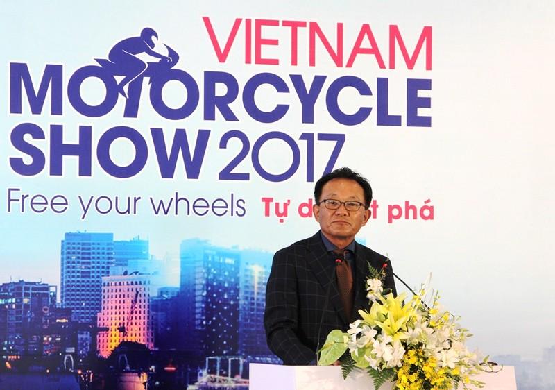 Chính thức khai màn triển lãm mô tô xe máy 2017 - ảnh 1