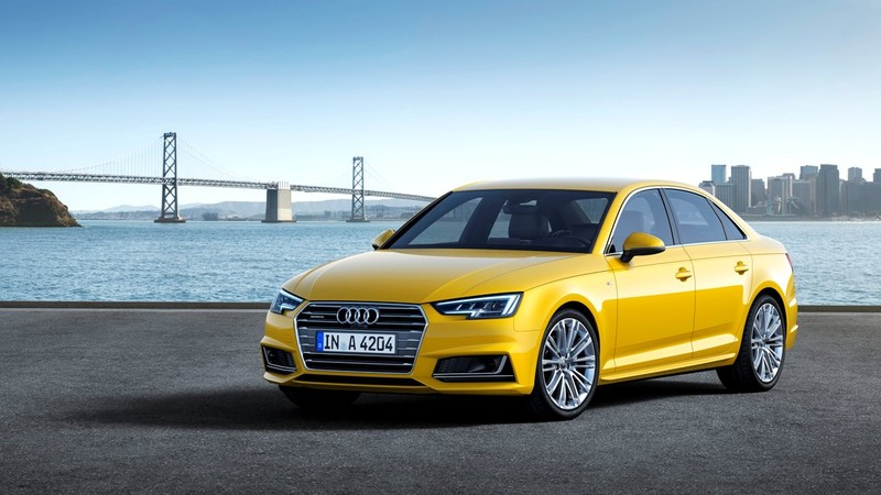 Audi ưu đãi khi mua xe Audi A4, A6, Q7 2.0 mới - ảnh 1