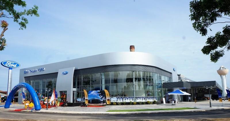Ford khai trương Đại lý chính hãng tại Phan Thiết - ảnh 3