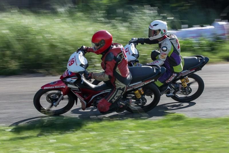 Tưng bừng giải đua xe mô tô Honda ở Tuy Hòa - ảnh 8