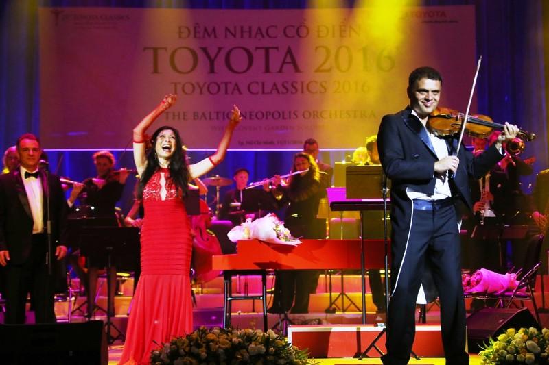 Đêm nhạc cổ điển Toyota bắt đầu ở Thái, kết thúc ở VN - ảnh 2