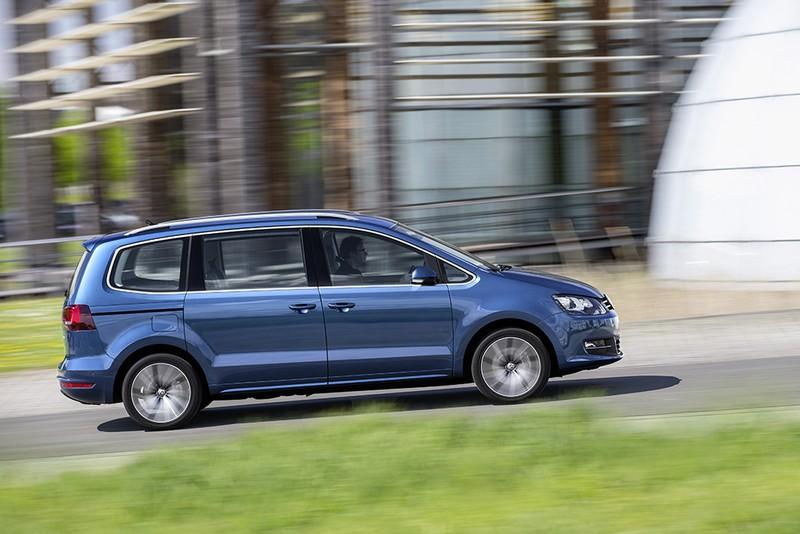 Volkswagen mang đến triển lãm gần 10 mẫu xe - ảnh 3