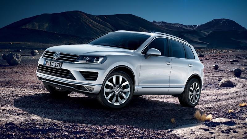 Volkswagen mang đến triển lãm gần 10 mẫu xe - ảnh 6