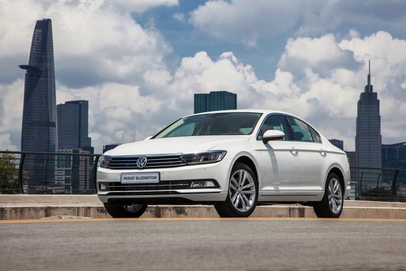 Volkswagen mang đến triển lãm gần 10 mẫu xe - ảnh 7