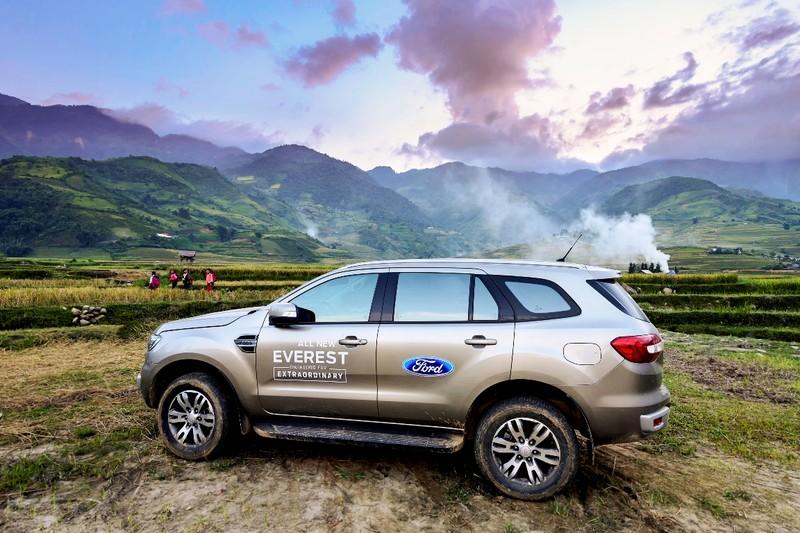 Ford giữ phong độ bán hàng trong tháng 9 - ảnh 2