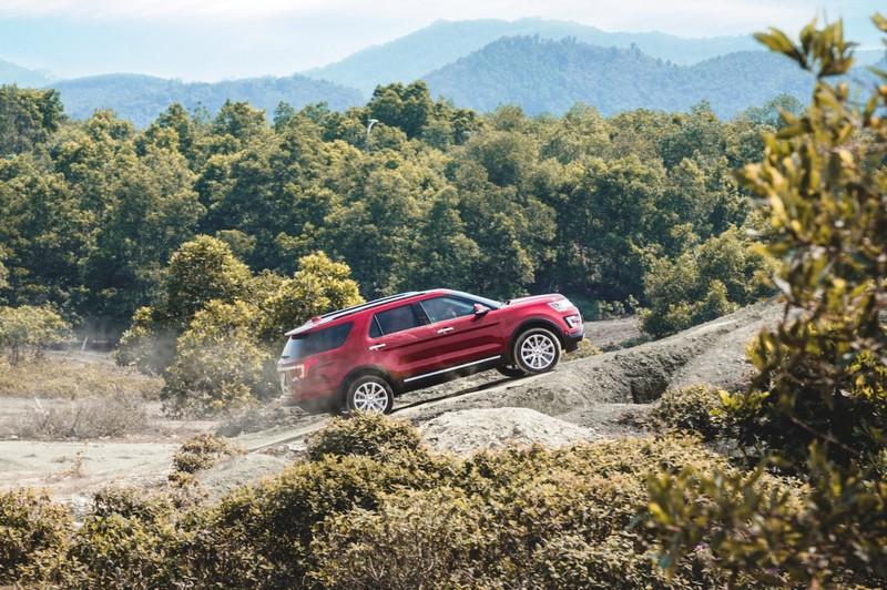 Ford giữ phong độ bán hàng trong tháng 9 - ảnh 3