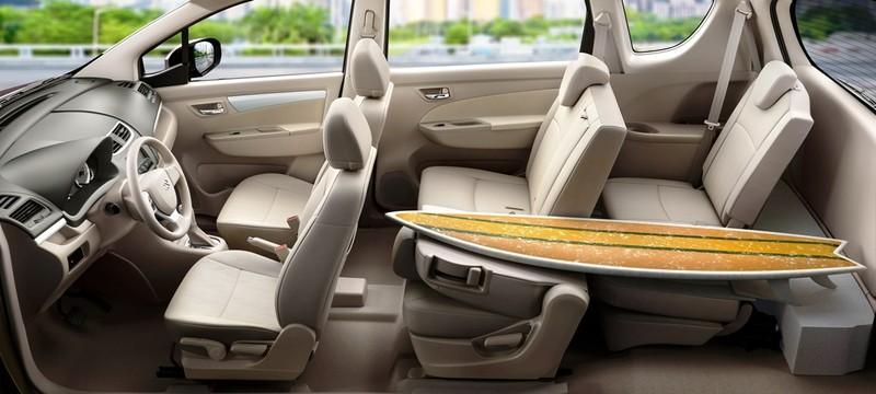 Nhận ngay 90 triệu đồng khi mua Suzuki Ertiga - ảnh 4