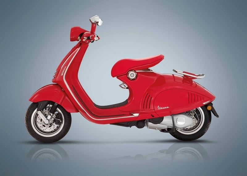 Siêu phẩm Vespa 946 RED có giá 405 triệu đồng - ảnh 1