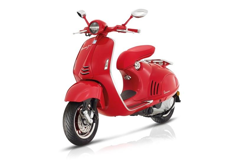 Siêu phẩm Vespa 946 RED có giá 405 triệu đồng - ảnh 2
