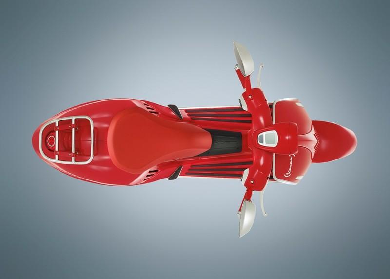 Siêu phẩm Vespa 946 RED có giá 405 triệu đồng - ảnh 4