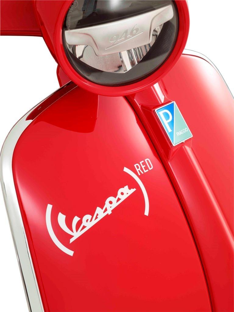 Siêu phẩm Vespa 946 RED có giá 405 triệu đồng - ảnh 5