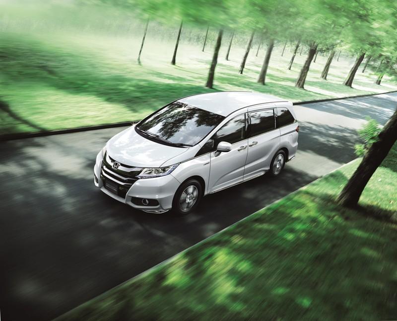 Honda Odyssey 2017 'Trọn tiện nghi, xứng đẳng cấp' - ảnh 2