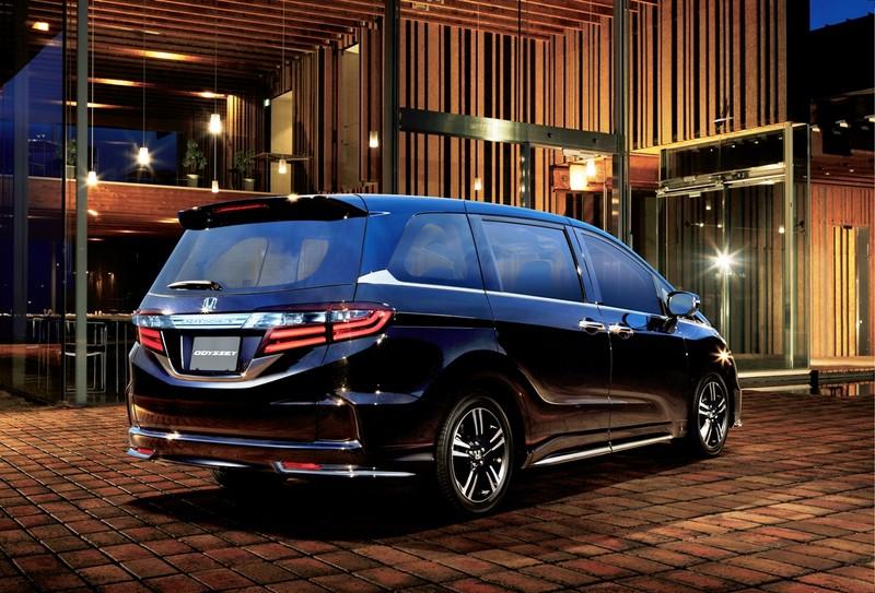 Honda Odyssey 2017 'Trọn tiện nghi, xứng đẳng cấp' - ảnh 3