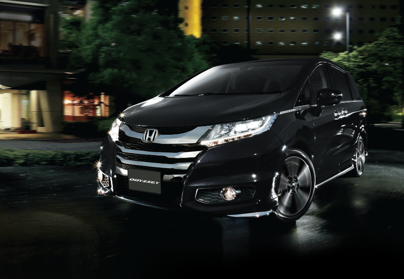 Honda Odyssey 2017 'Trọn tiện nghi, xứng đẳng cấp' - ảnh 4