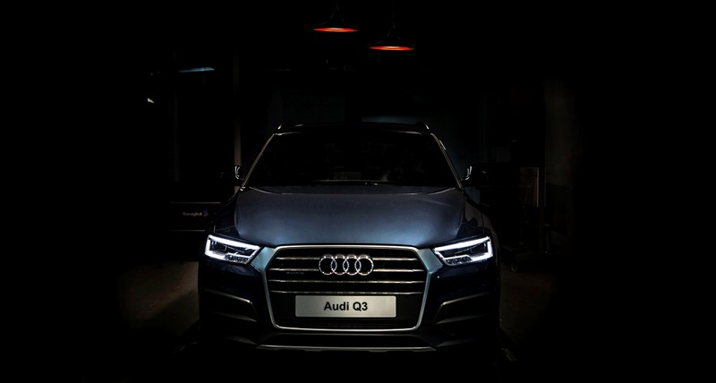 Ra mắt 2 phiên bản đặc biệt: Audi TT và Audi Q3 - ảnh 1