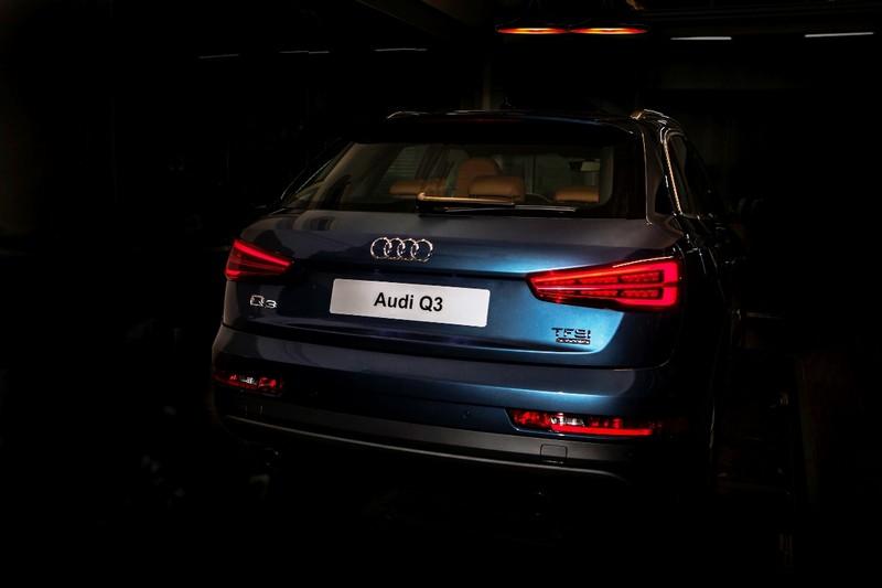 Ra mắt 2 phiên bản đặc biệt: Audi TT và Audi Q3 - ảnh 2