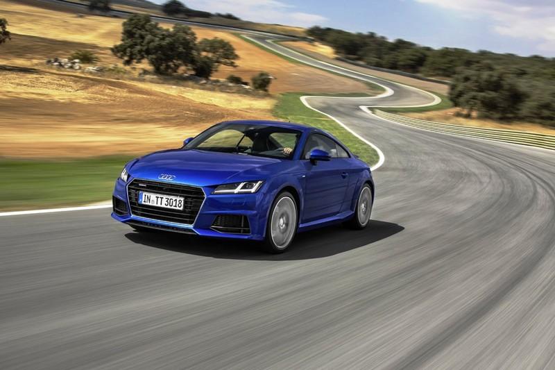 Ra mắt 2 phiên bản đặc biệt: Audi TT và Audi Q3 - ảnh 4
