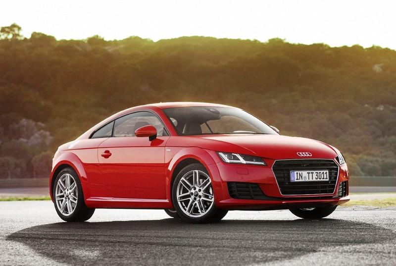 Ra mắt 2 phiên bản đặc biệt: Audi TT và Audi Q3 - ảnh 5