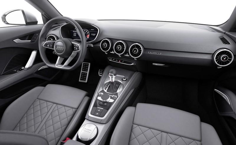 Ra mắt 2 phiên bản đặc biệt: Audi TT và Audi Q3 - ảnh 6