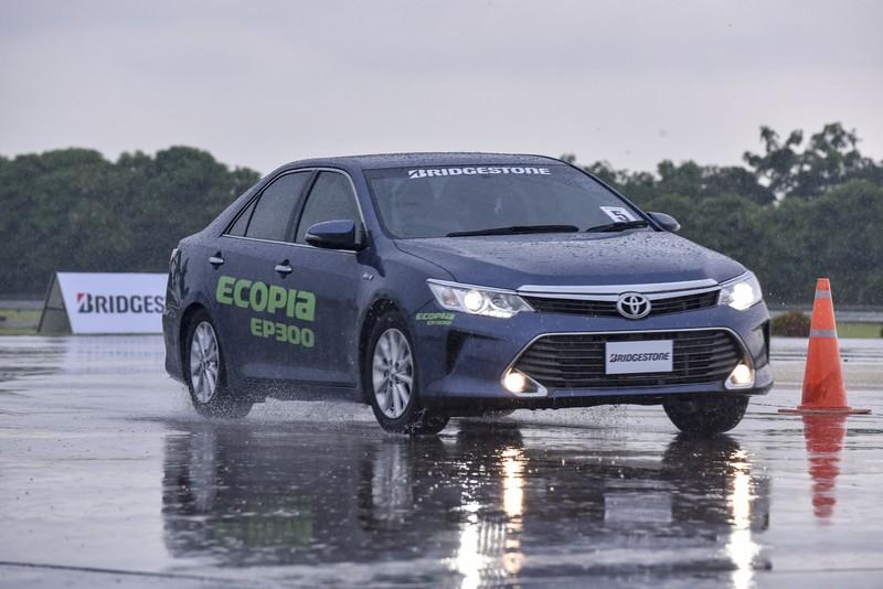Cơ hội sở hữu miễn phí 4 lốp xe Bridgestone Ecopia - ảnh 1