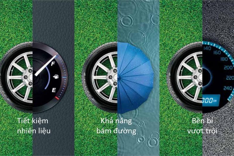 Cơ hội sở hữu miễn phí 4 lốp xe Bridgestone Ecopia - ảnh 2