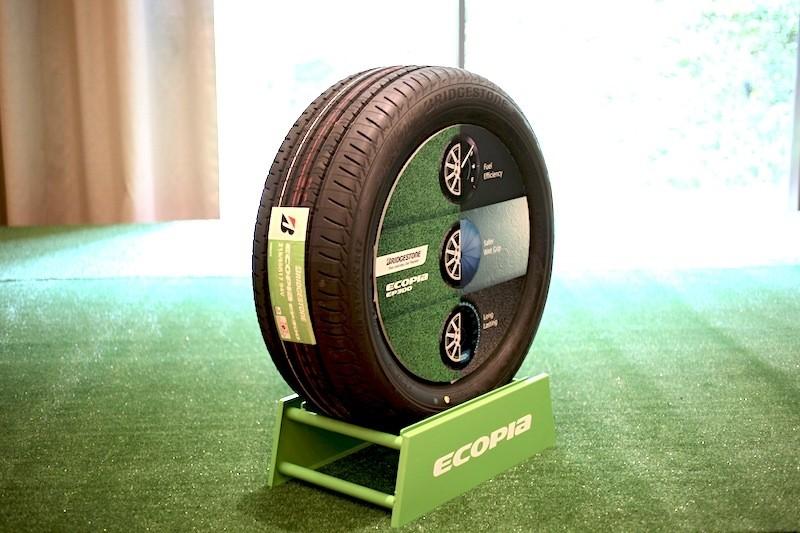 Cơ hội sở hữu miễn phí 4 lốp xe Bridgestone Ecopia - ảnh 3