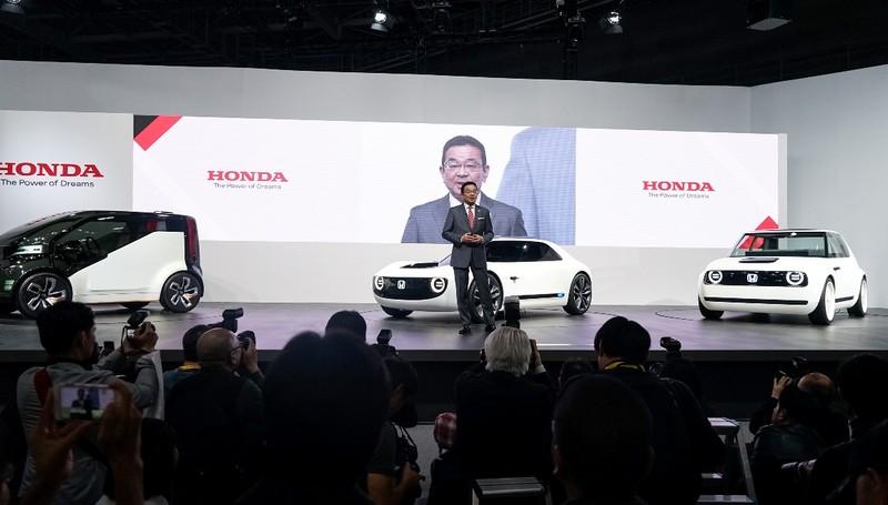 Honda toàn cầu: Vì một thế giới sạch & thông minh hơn - ảnh 1